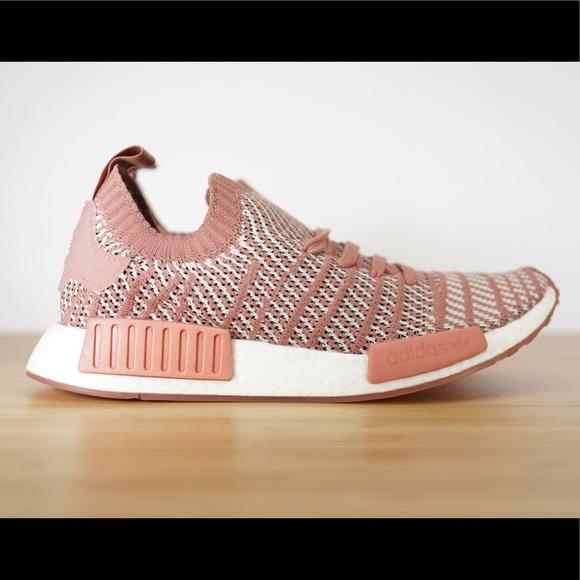 big sale 3a22b 803de Women's Adidas Originals NMD R1 Stlt Ash Pink NWT